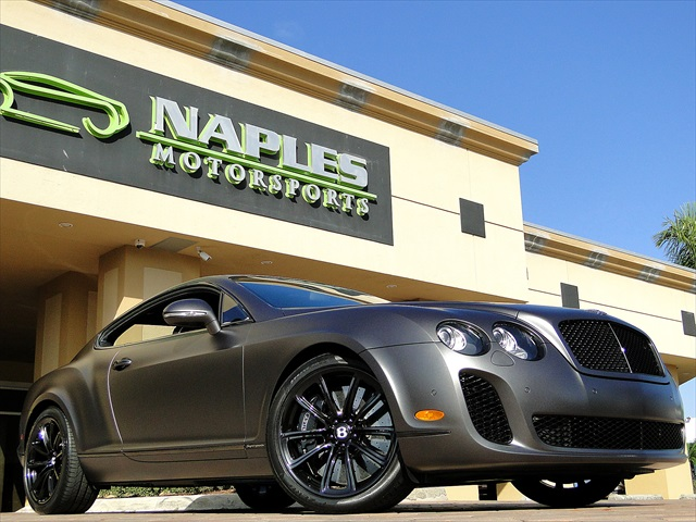 2010 Bentley Continental GT Supersports - Photo 1 - Naples, FL 34104