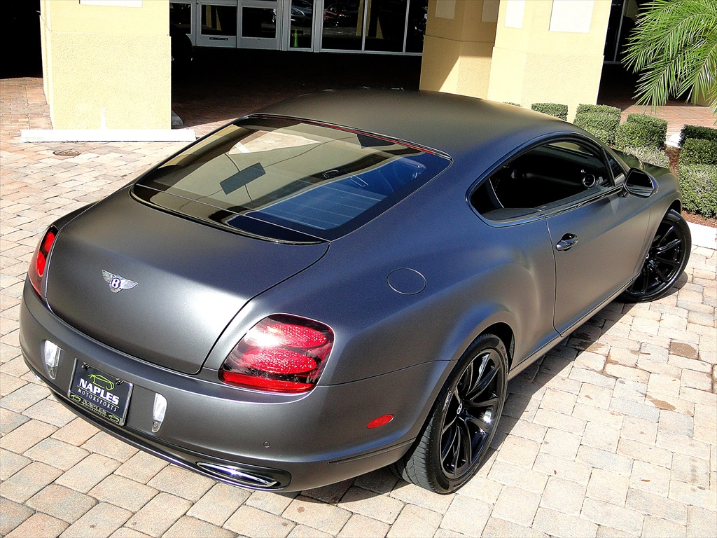 2010 Bentley Continental GT Supersports - Photo 13 - Naples, FL 34104