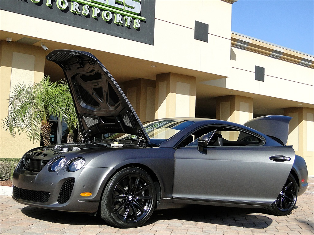 2010 Bentley Continental GT Supersports - Photo 60 - Naples, FL 34104