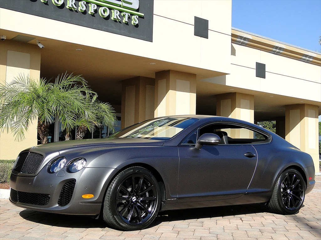 2010 Bentley Continental GT Supersports - Photo 6 - Naples, FL 34104