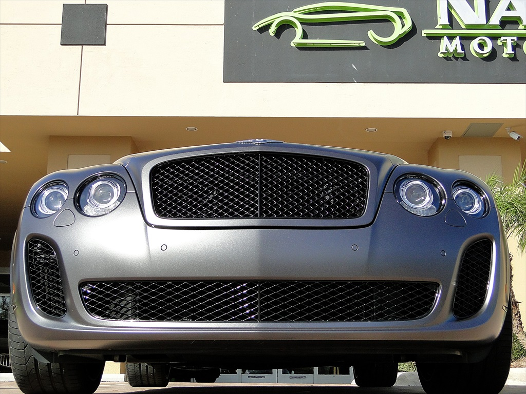 2010 Bentley Continental GT Supersports - Photo 39 - Naples, FL 34104