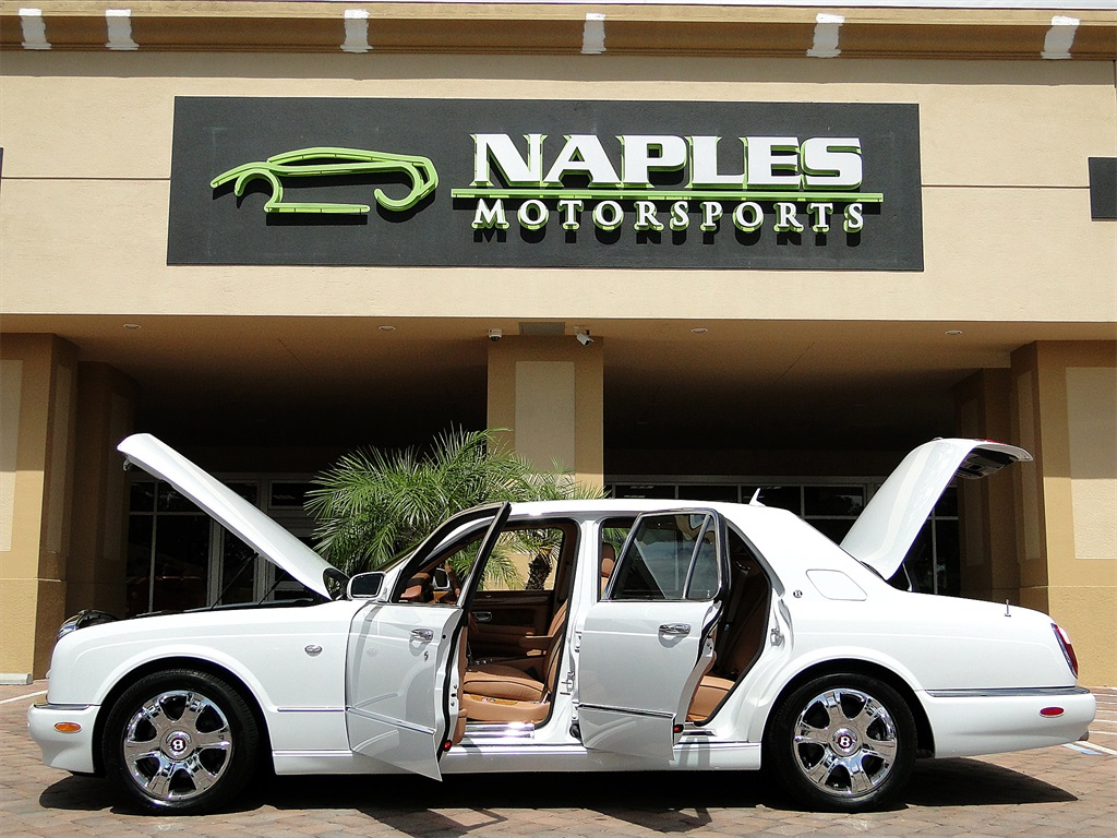 2005 Bentley Arnage R - Photo 29 - Naples, FL 34104