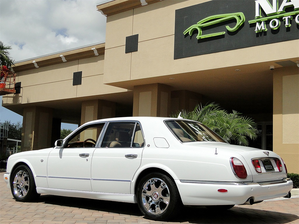 2005 Bentley Arnage R - Photo 27 - Naples, FL 34104
