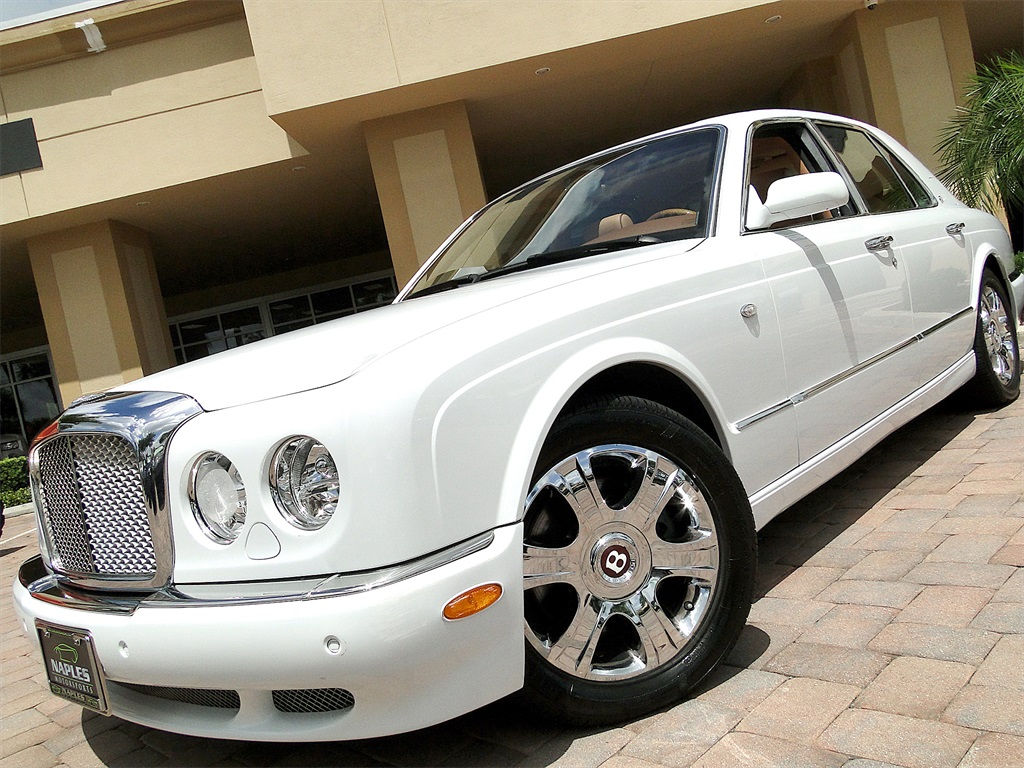 2005 Bentley Arnage R - Photo 55 - Naples, FL 34104