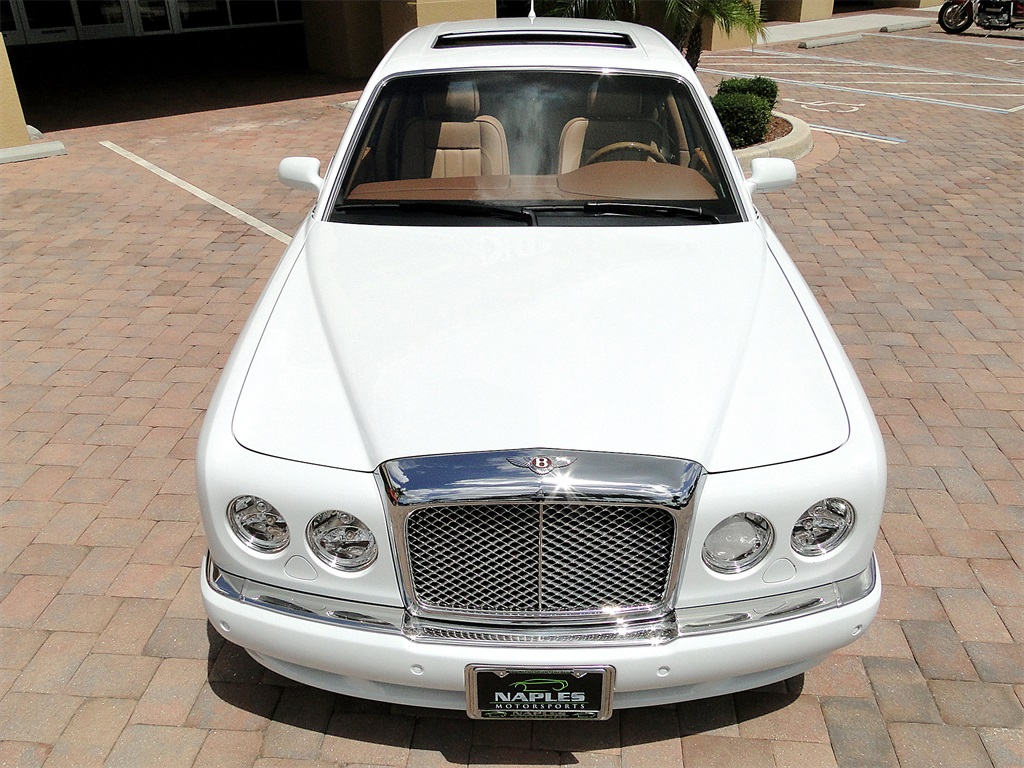 2005 Bentley Arnage R - Photo 53 - Naples, FL 34104
