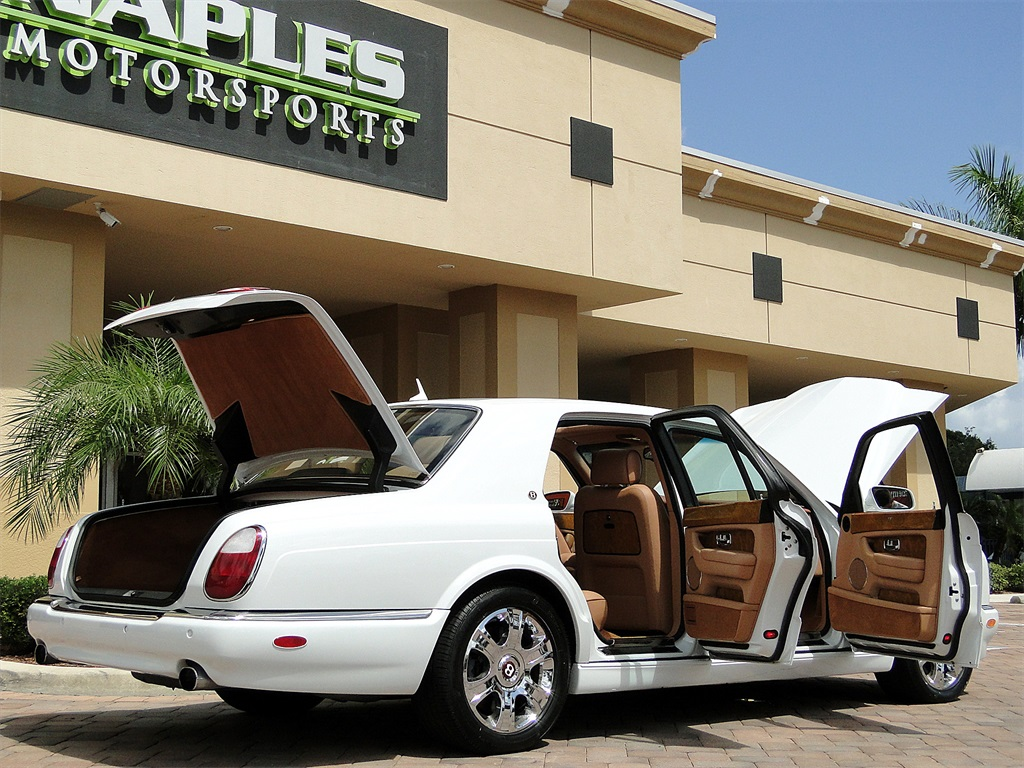 2005 Bentley Arnage R - Photo 36 - Naples, FL 34104