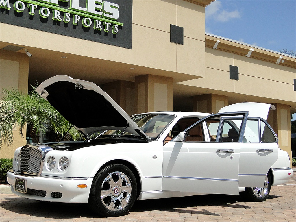 2005 Bentley Arnage R - Photo 28 - Naples, FL 34104