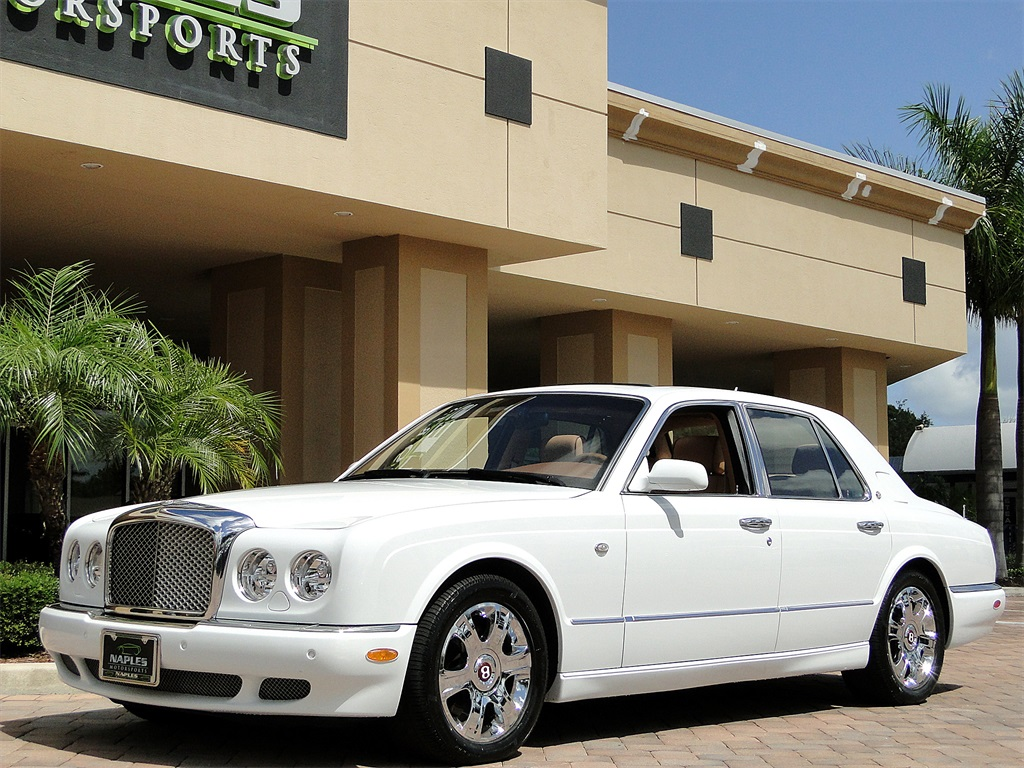 2005 Bentley Arnage R - Photo 25 - Naples, FL 34104