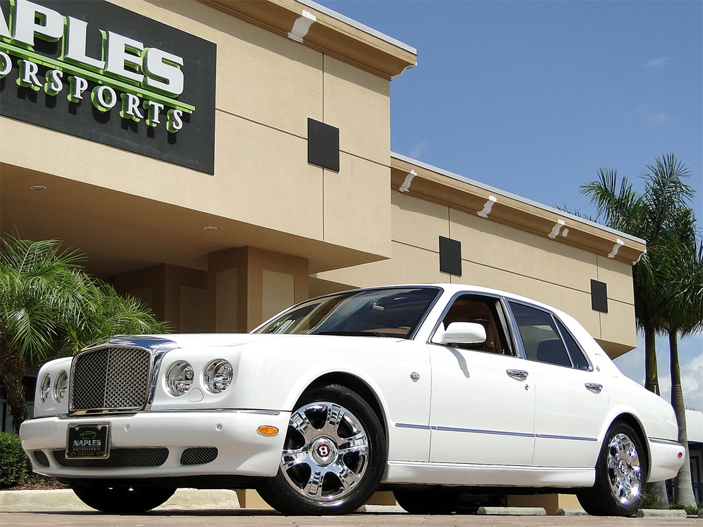2005 Bentley Arnage R - Photo 31 - Naples, FL 34104
