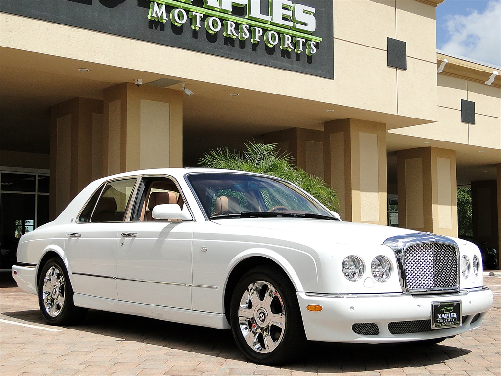 2005 Bentley Arnage R - Photo 40 - Naples, FL 34104