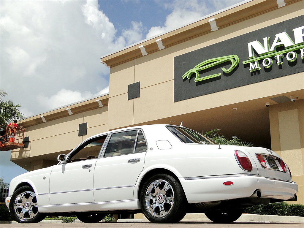 2005 Bentley Arnage R - Photo 32 - Naples, FL 34104