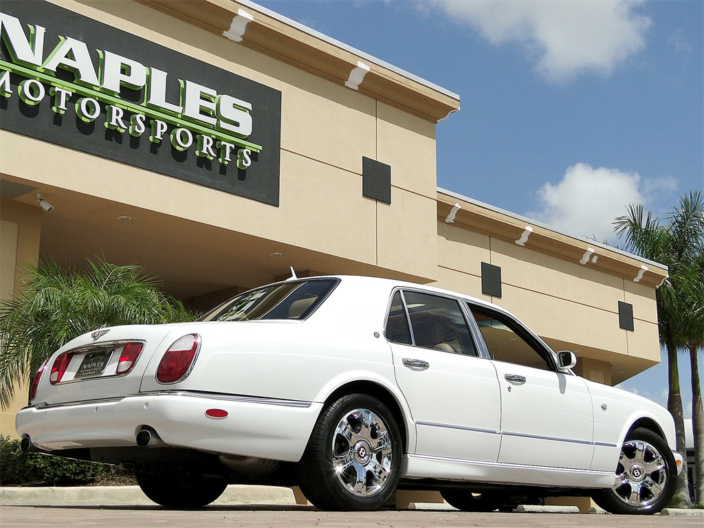 2005 Bentley Arnage R - Photo 39 - Naples, FL 34104
