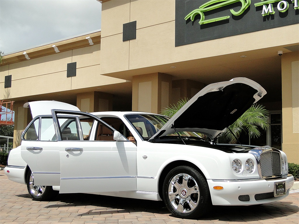 2005 Bentley Arnage R - Photo 38 - Naples, FL 34104