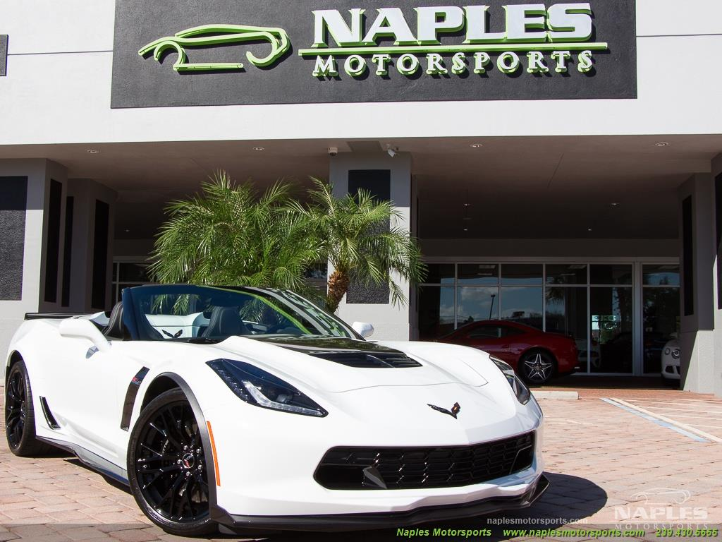 2015 Chevrolet Corvette Z06 Convertible - Photo 52 - Naples, FL 34104