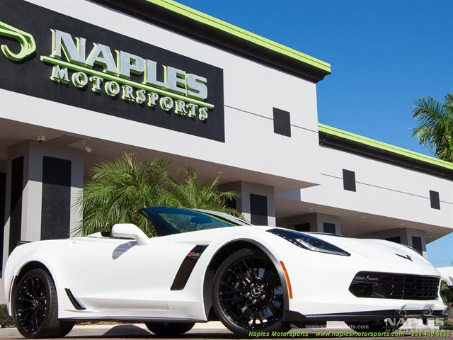 2015 Chevrolet Corvette Z06 Convertible - Photo 1 - Naples, FL 34104
