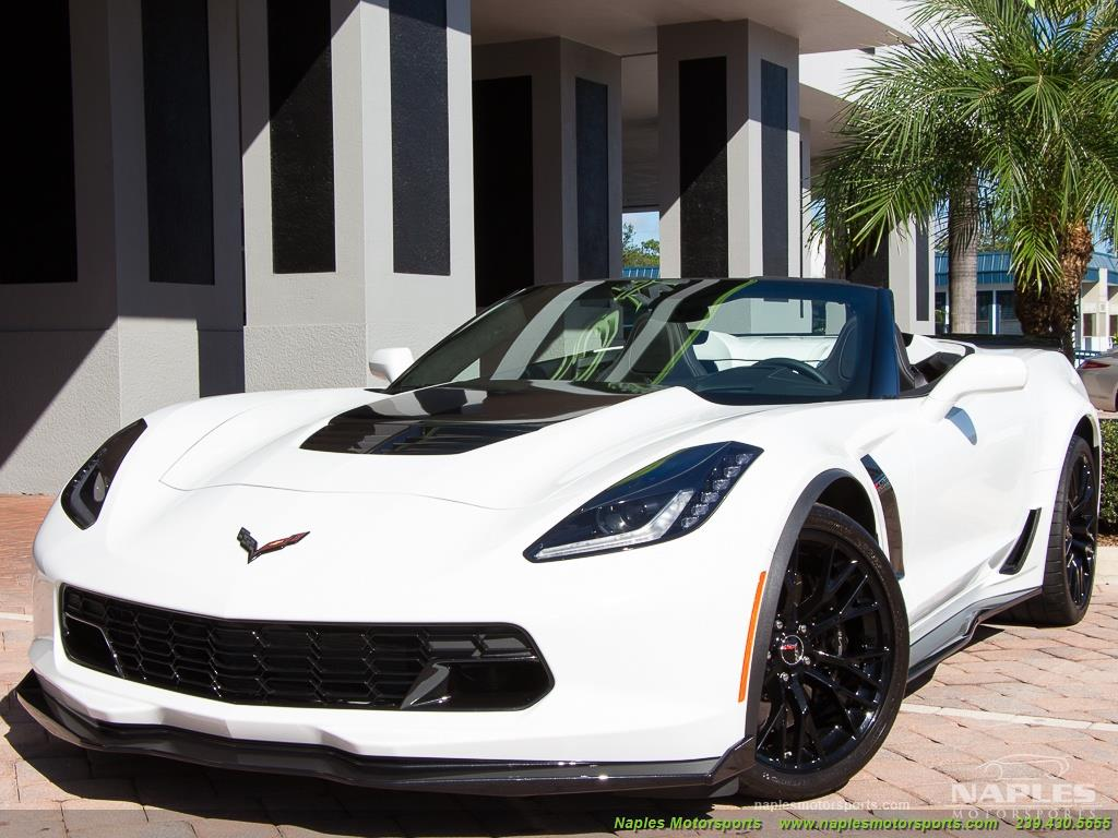 2015 Chevrolet Corvette Z06 Convertible - Photo 47 - Naples, FL 34104