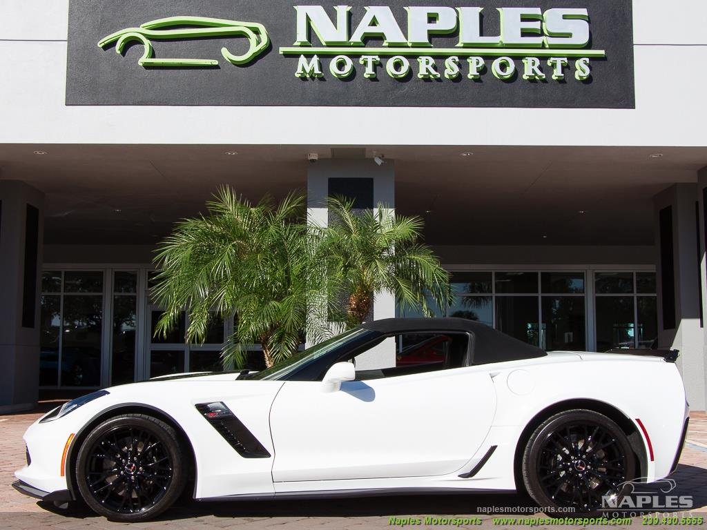 2015 Chevrolet Corvette Z06 Convertible - Photo 6 - Naples, FL 34104