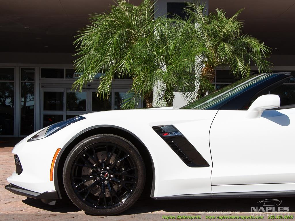 2015 Chevrolet Corvette Z06 Convertible - Photo 18 - Naples, FL 34104
