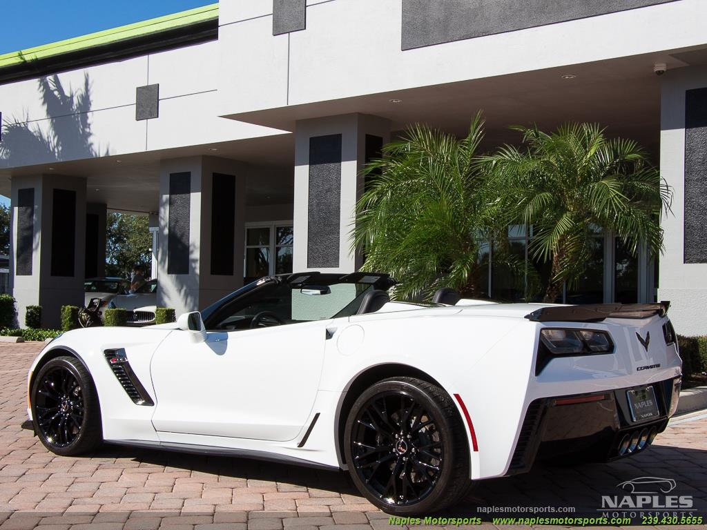 2015 Chevrolet Corvette Z06 Convertible - Photo 13 - Naples, FL 34104