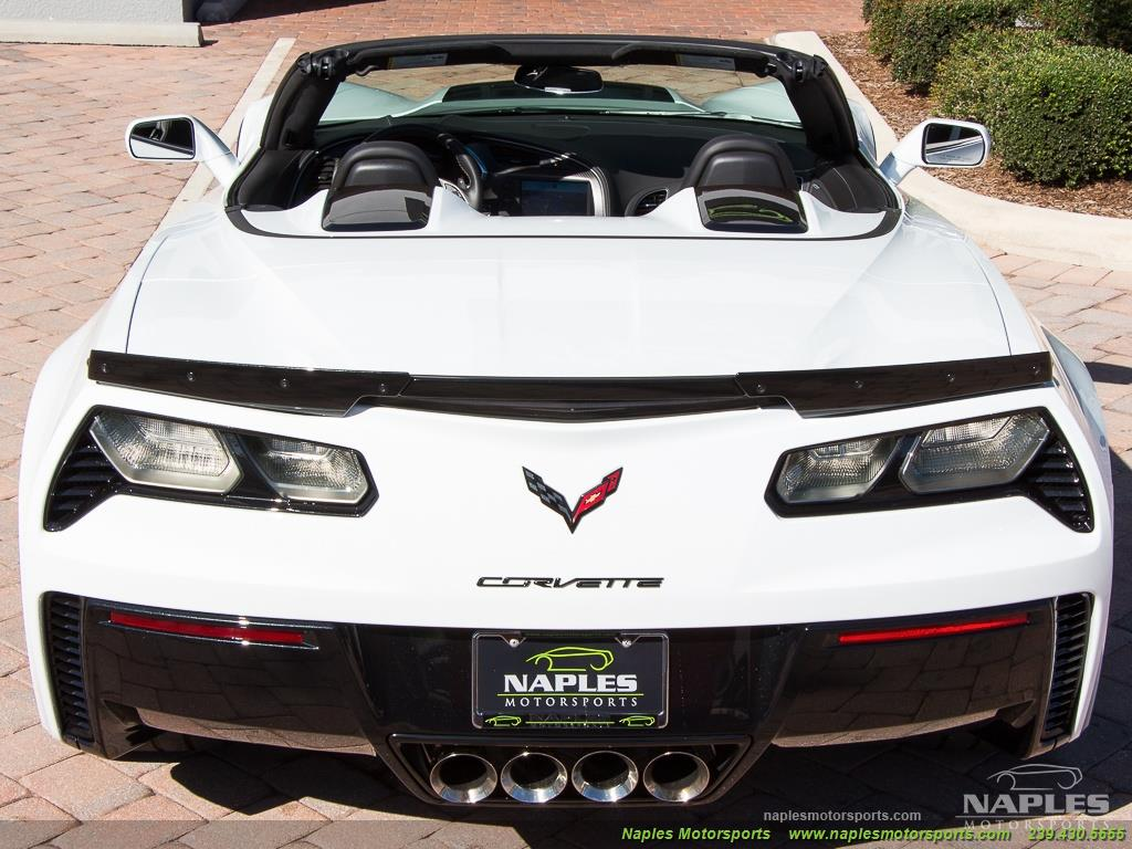 2015 Chevrolet Corvette Z06 Convertible - Photo 40 - Naples, FL 34104