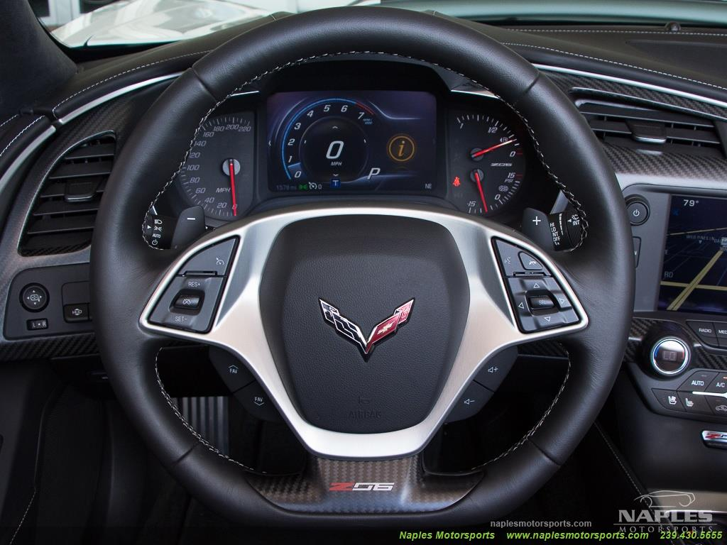2015 Chevrolet Corvette Z06 Convertible - Photo 7 - Naples, FL 34104