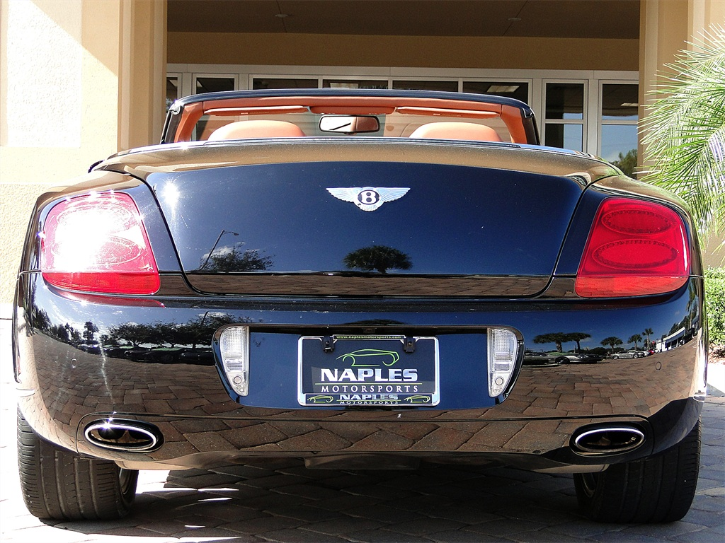 2008 Bentley Continental GT GTC - Photo 57 - Naples, FL 34104
