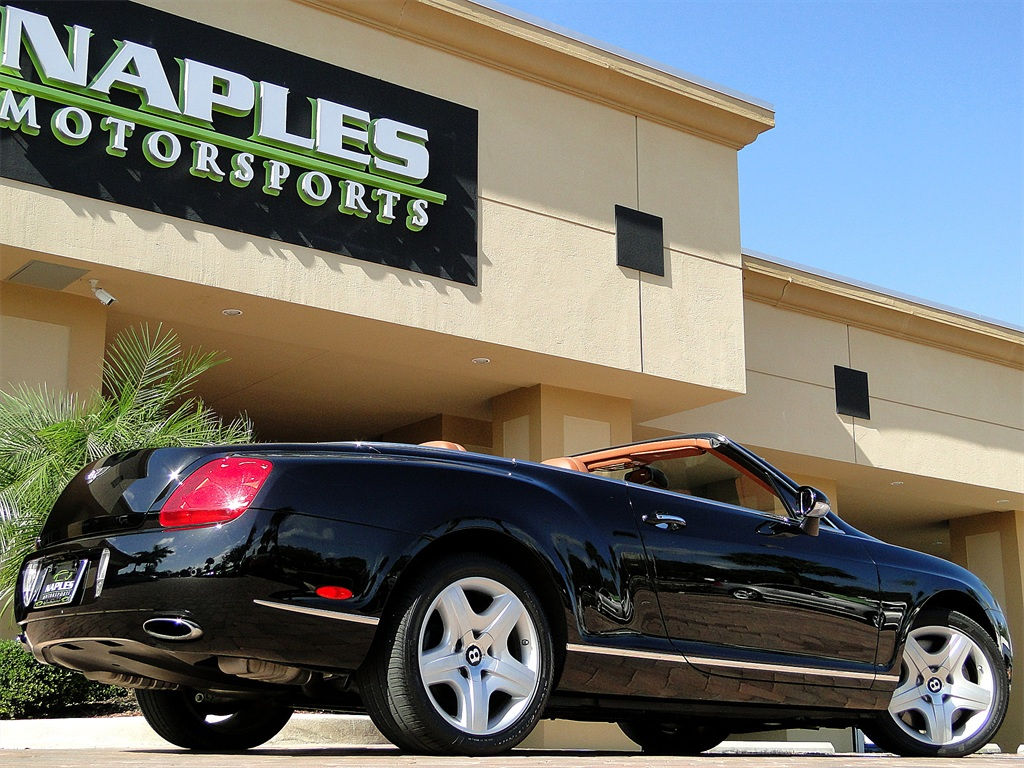 2008 Bentley Continental GT GTC - Photo 34 - Naples, FL 34104