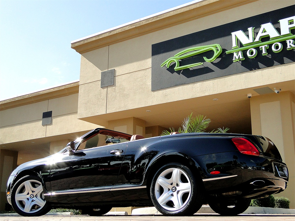 2008 Bentley Continental GT GTC - Photo 24 - Naples, FL 34104