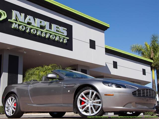2011 Aston Martin DB9 Volante - Photo 1 - Naples, FL 34104
