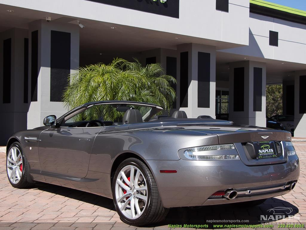 2011 Aston Martin DB9 Volante - Photo 44 - Naples, FL 34104