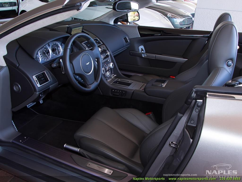 2011 Aston Martin DB9 Volante - Photo 22 - Naples, FL 34104