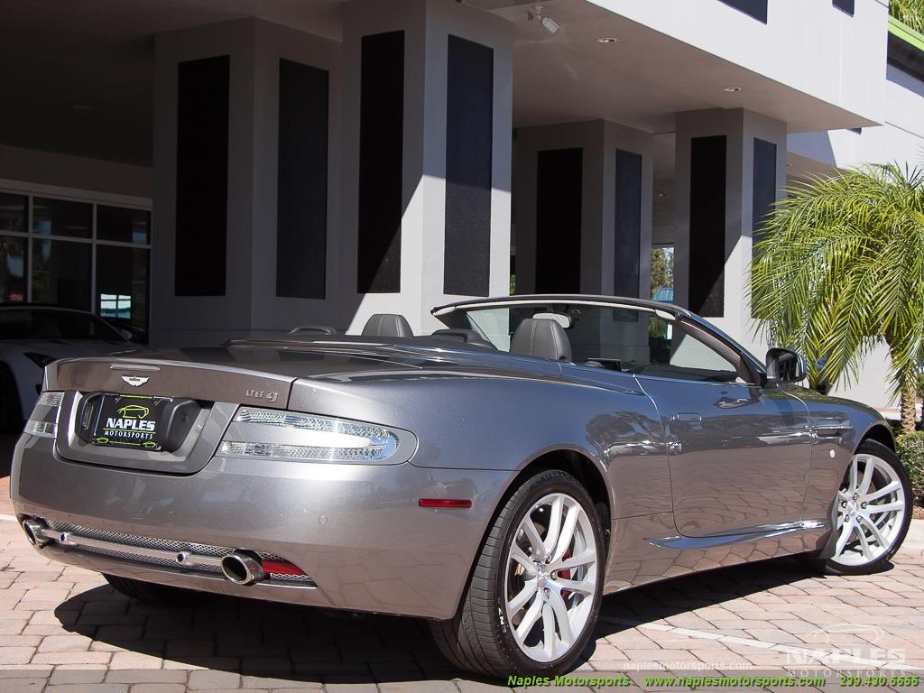 2011 Aston Martin DB9 Volante - Photo 30 - Naples, FL 34104
