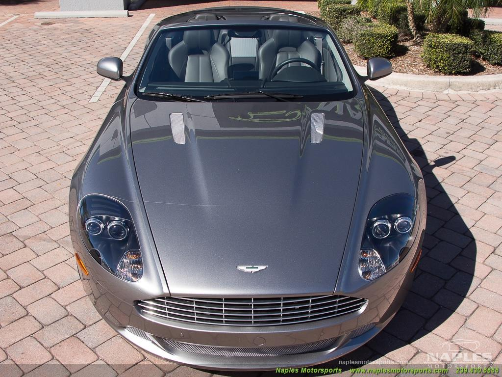 2011 Aston Martin DB9 Volante - Photo 17 - Naples, FL 34104