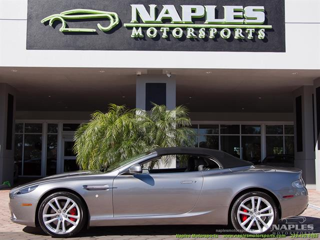 2011 Aston Martin DB9 Volante - Photo 3 - Naples, FL 34104
