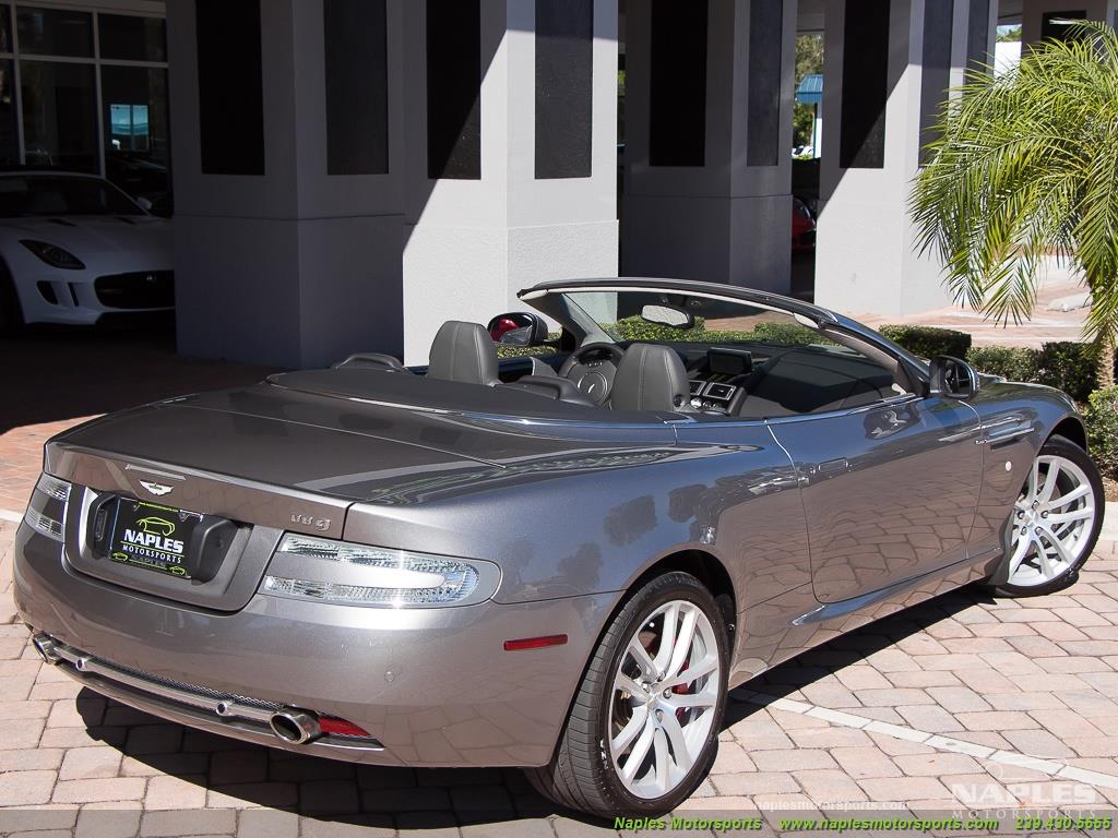 2011 Aston Martin DB9 Volante - Photo 49 - Naples, FL 34104
