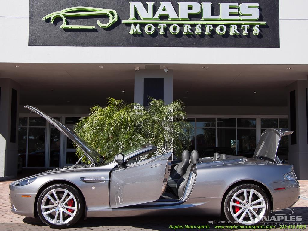 2011 Aston Martin DB9 Volante - Photo 23 - Naples, FL 34104