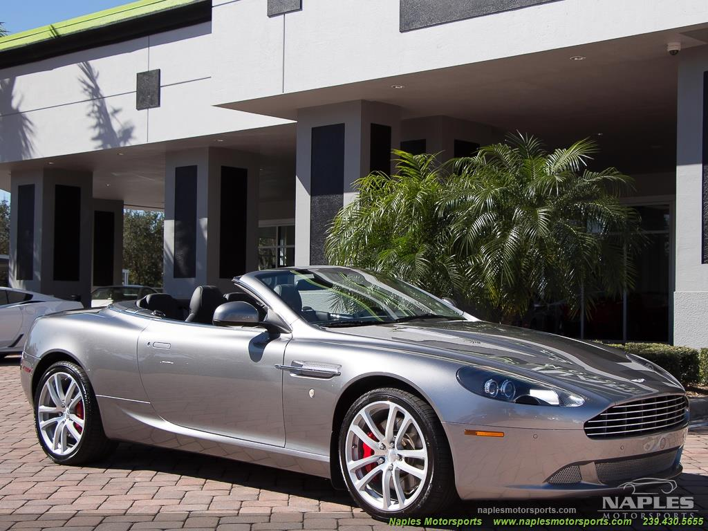 2011 Aston Martin DB9 Volante - Photo 34 - Naples, FL 34104