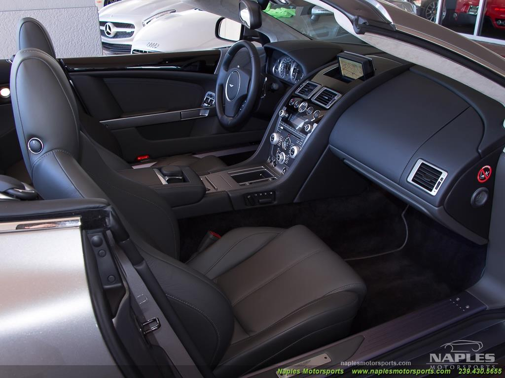 2011 Aston Martin DB9 Volante - Photo 16 - Naples, FL 34104
