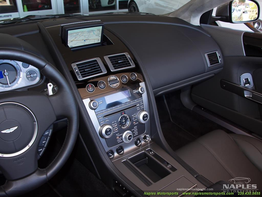 2011 Aston Martin DB9 Volante - Photo 54 - Naples, FL 34104