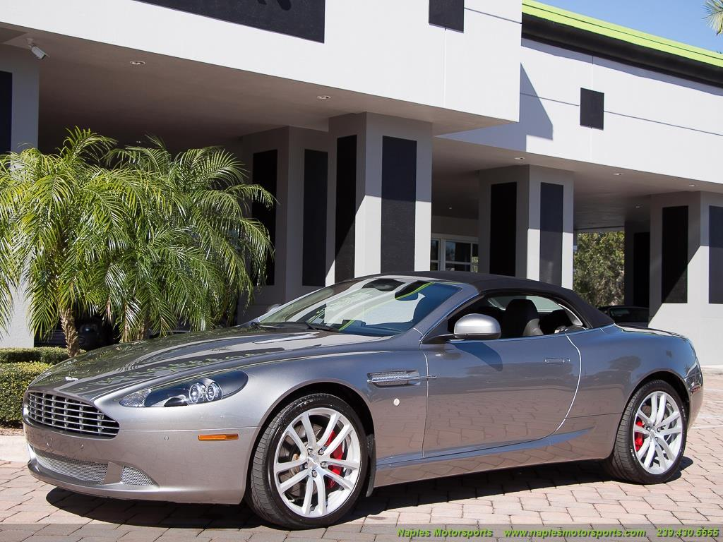 2011 Aston Martin DB9 Volante - Photo 14 - Naples, FL 34104