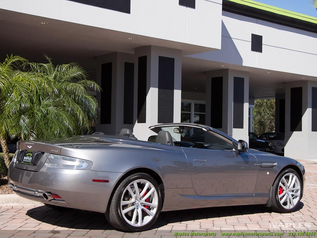 2011 Aston Martin DB9 Volante - Photo 37 - Naples, FL 34104