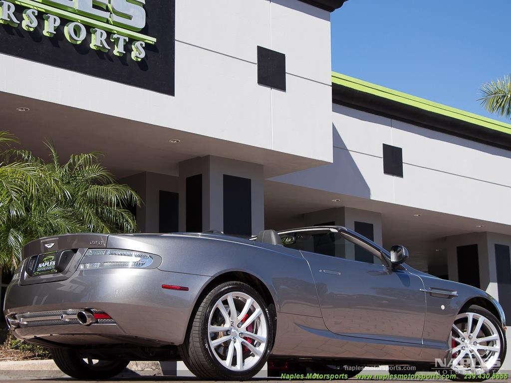 2011 Aston Martin DB9 Volante - Photo 38 - Naples, FL 34104