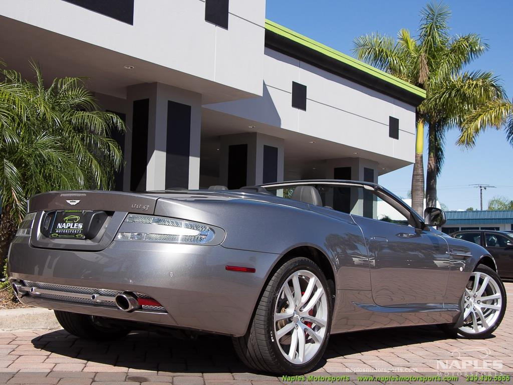 2011 Aston Martin DB9 Volante - Photo 41 - Naples, FL 34104