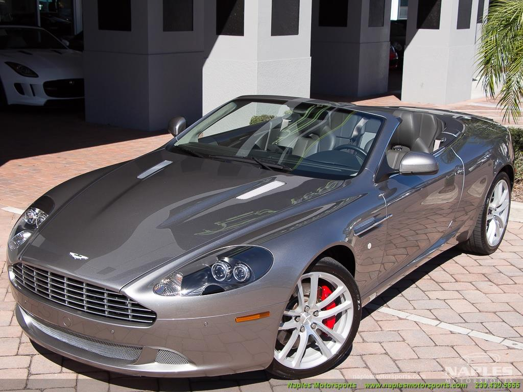2011 Aston Martin DB9 Volante - Photo 5 - Naples, FL 34104