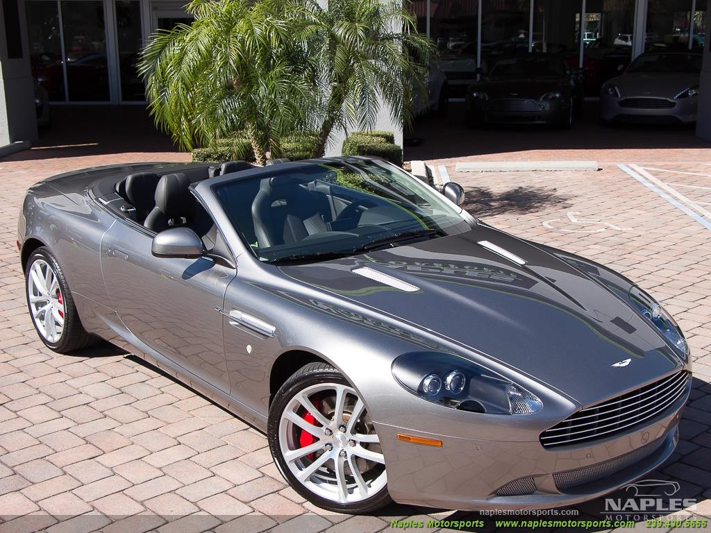 2011 Aston Martin DB9 Volante - Photo 50 - Naples, FL 34104