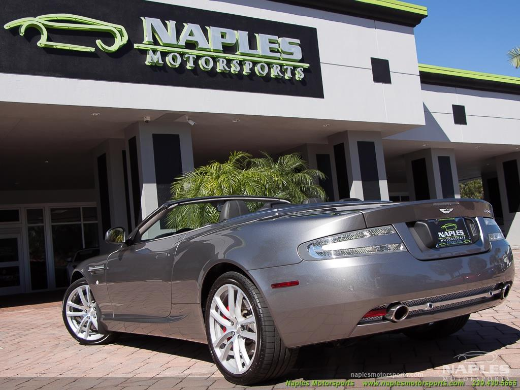2011 Aston Martin DB9 Volante - Photo 47 - Naples, FL 34104