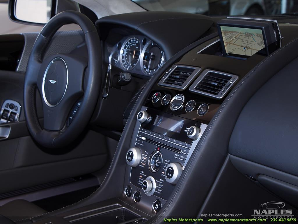 2011 Aston Martin DB9 Volante - Photo 36 - Naples, FL 34104