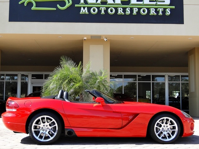 2003 Dodge Viper SRT-10 - Photo 14 - Naples, FL 34104