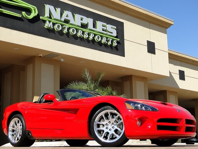 2003 Dodge Viper SRT-10 - Photo 1 - Naples, FL 34104
