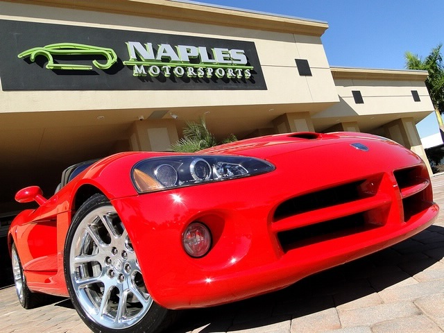 2003 Dodge Viper SRT-10 - Photo 54 - Naples, FL 34104